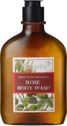 Rose Body Wash