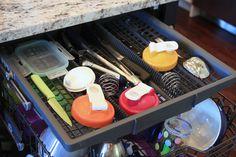 Thermador Third Rack dishwasher (brilliant)