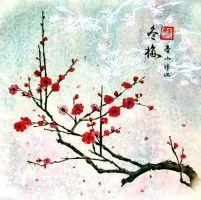 Peinture chinoise Mogu