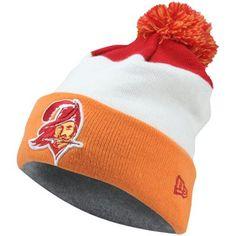 New Era Tampa Bay Buccaneers 2012 Sideline Classic Knit Hat Tampa Bay  Buccaneers Hat ca18e09a7ee
