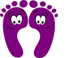 purple-happy-feet-hi.png 600×522 pixels