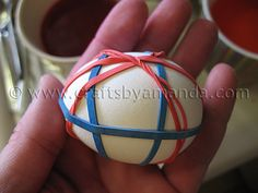 Color me happy - 7 Cool Ways to Decorate Easter Eggs