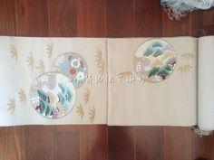 六七十年代精品 本緙絲台帶-淘宝网全球站 age: 1960-70 manufacture: china size: unknown 價格:¥ 1500.00 ( 约HKD 1790.13?)