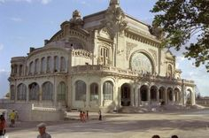 """Constanta is an old port city founded in 657 B.C on the Black Sea coast, in Dobrogea region. Its historic ancient name was """"Tomis"""", name given by Greek merchant colony established here. Ancient Names, At Home Dates, Casino Night Party, 80s Party, Station Balnéaire, Old Port, Good Day Song, Casino Royale, Casino Theme"""