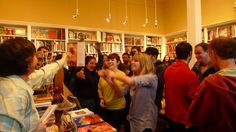 Omnivore Books: the Punch Contest. #drinks