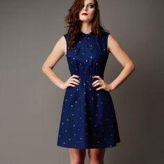 Robe Cardamone - Dear and Doe - patron de couture robe