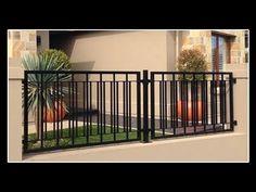 House Main Gates Design, House Fence Design, Fence Gate Design, Modern Fence Design, Front Gate Design, Steel Gate Design, Home Grill Design, Balcony Grill Design, Balcony Railing Design