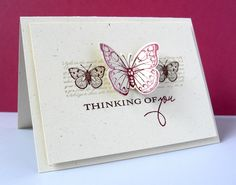 hero arts butterfly flowers | Stamping & Sharing: May 2012