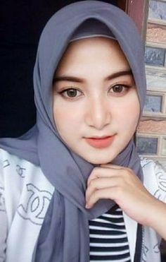 Arab Girls Hijab, Girl Hijab, Muslim Girls, Hijab Fashion, Fashion Beauty, Woman Fashion, Muslim Beauty, Islamic Girl, Hijab Chic