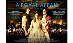 A ROYAL AFFAIR is the true story of an ordinary man who wins the queen's heart and starts a revolution. Centering on the intriguing love triangle between the ever more insane Danish King Christian VII