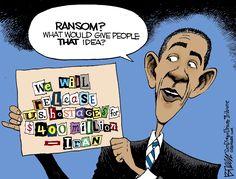 NO CLUE?   Aug/06/16 WORLD Editorial Cartoon
