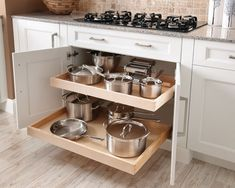 Pots And Pans Storage Design, Pictures, Remodel, Decor and Ideas - page 2