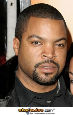 Ice Cube, legendary rapper from the West Coast that I grew up listening too. I can't wait until Last Friday comes out!