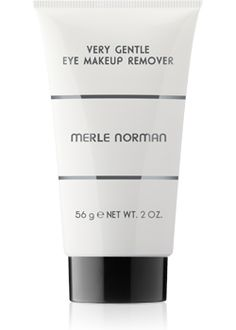 Very Gentle Eye Makeup Remover-For all skin types.   Gel formula thoroughly removes eye makeup, including waterproof formulas, leaving the eye area feeling clean, soft and smooth. Ophthalmologist tested. Fragrance-free.