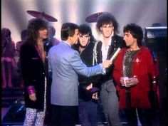 American Bandstand 112:85 Bon Jovi Interview