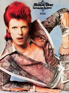 David Bowie Music Star poster – September 21, 1974