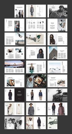 Magazine by BOXKAYU on @creativemarket