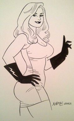 check my love and rockets board from more well drawn well built curves