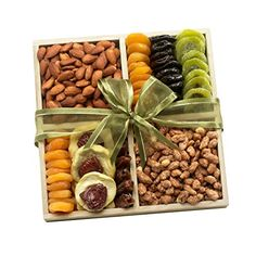 Graduation Fruit and Nut Crate Medium Gift Box * To view further for this item, visit the image link-affiliate link.