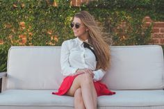 Work The Look: Amanda Tells Us How To Dress For Success  Rent your dresses today on Curtsy. Available on the app store.