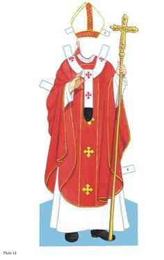 POPE FRANCIS PAPER DOLLS  4 of 4 Welcome to Dover Publications