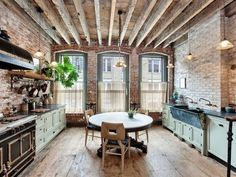Gorgeous Seaport Townhouse is a 19th Century Sailor's Dream - That's Rather Lovely - Curbed NY