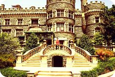 Haunted Castles In America   Haunted Castles in America   Trifter