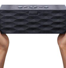 Jawbone BIG Jambox Graphite Hex Wireless Bluetooth Speaker - Hi-Fi - Stereo in Sound & Vision, Home Audio & HiFi Separates, Speakers & Subwoofers