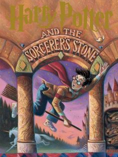 Harry Potter and the Socerers Stone  I <3 this book!!!!!!!!!!!!!!!!!!!!!
