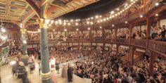 I one day I will....perform in a theater this big with an even more crowded audience.  :)