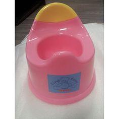 #Pot King Bear en plastique jaune ou rose, idéal pour l'apprentissage de votre enfant.. #potapprentissage #KingBear