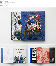 DC Comics Chronicle from 29CM = 29CENTIMETER
