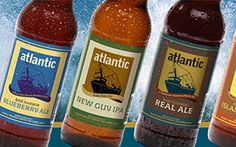 Atlantic Brewing Company-- Great way to spend an hour!  The people were nice and the beer was good.  We skipped the tour.