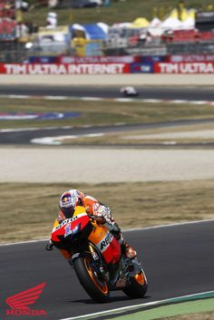 2012 Moto GP Round 9 at Mugello. Picture features #1 Casey Stoner.