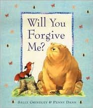 Will You Forgive Me? Westwood-Bales: activity  (friendship, grace/forgiveness)