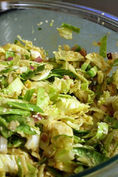 Japanese-Style Cabbage Salad