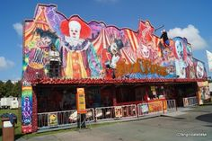 Fango Kermisfoto - Spookhuizen Fun Fair, Airbrush Art, Fair Grounds, Travel, Everything, Nostalgia, Art, Voyage, Viajes