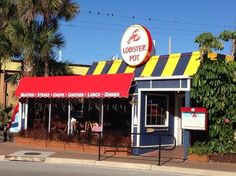 """If you want the best seafood in Florida check out """"Lobster Pot"""" in Sarasota Fl on Siesta Key YUM!!!!"""