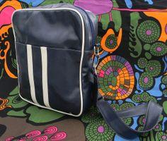 Shoulder bag  messenger bag  Retro bag  Vintage bag by Brahmawear, $115.00