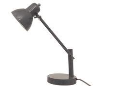 Leitmotiv :: Lampa Biurowa Dark szara