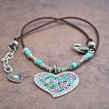 Chimayo Heart Necklace