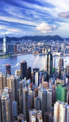 Hong Kong most stunning pictures.