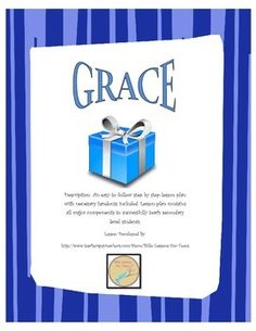 Instant Bible Lesson: Grace