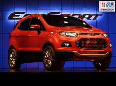 2012 Ford EcoSport production model revealed! - The Ford EcoSport has become a hot topic of discussion ever since the concept model was shown to us back in January 2012. A series of spy shots from China and South America followed, but hardly any of those have shown the actual design of the EcoSport's production model.
