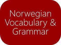 Learn to Speak Norwegian - Free Norwegian Lessons - ielanguages.com