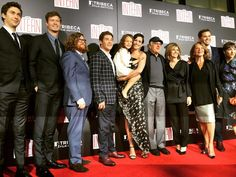 #TheIntern family at the New York premiere