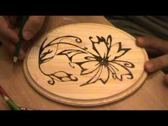 This video shows How to add color for your wood piece this is an important step in pyrography or wood burning