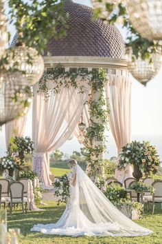 Wedding Ceremony Ideas | wedding | | outdoor wedding | | outdoor wedding ideas | | wedding ideas | #outdoorwedding #wedding http://www.roughluxejewelry.com/