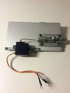 Picture of The door lock
