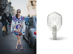 """Milan Design Week 2014 Co Te outfit/ """"Lighthouse"""" by Erwan and Ronan Bouroullec for Established & Sons - See more at: http://www.joujouvilleroy.com/2014/04/milan-design-week-2014/#sthash.hotkNGLZ.dpuf"""
